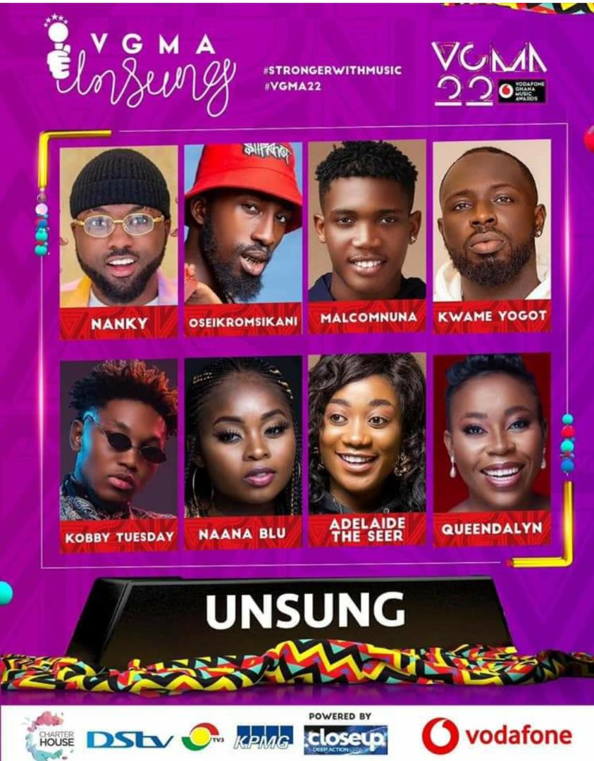 Queendalyn Yurglee receives nomination for Unsung Artiste of the Year at VGMAs 2020