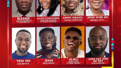 Photo of 2021 Vodafone Ghana Music Awards Nominations