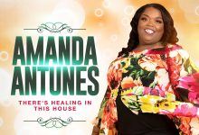 """Photo of Gospel Singer Amanda Antunes Out With Debut Single """"There Is Healing In This House"""""""
