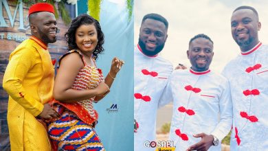 Photo of Gospel Music Celebrities Turned Up For The Wedding Of Footprints Tv CEO Albert Acheampong.
