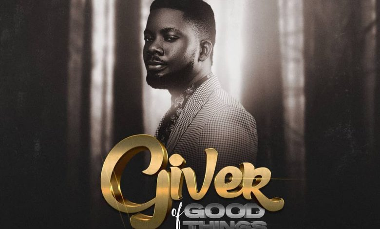 """Joseph Briggs Releases Debut Single """"Giver of good Things"""""""