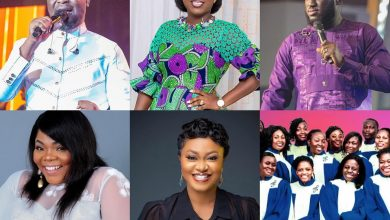 Photo of List Of Ghanaian Gospel Musicians You Should Know