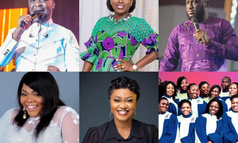 List Of Top Ghanaian Gospel Musicians You Should Know