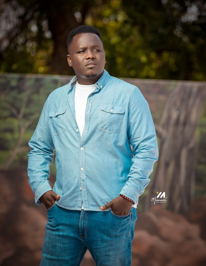 """""""Nkunim"""" Carl Clottey To Release A New Song Of Affirmation"""