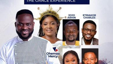 Photo of SK FRIMPONG, OHEMAA MERCY,AND OTHERS SET TO GRACE DYNAMIC PRAISE 2021