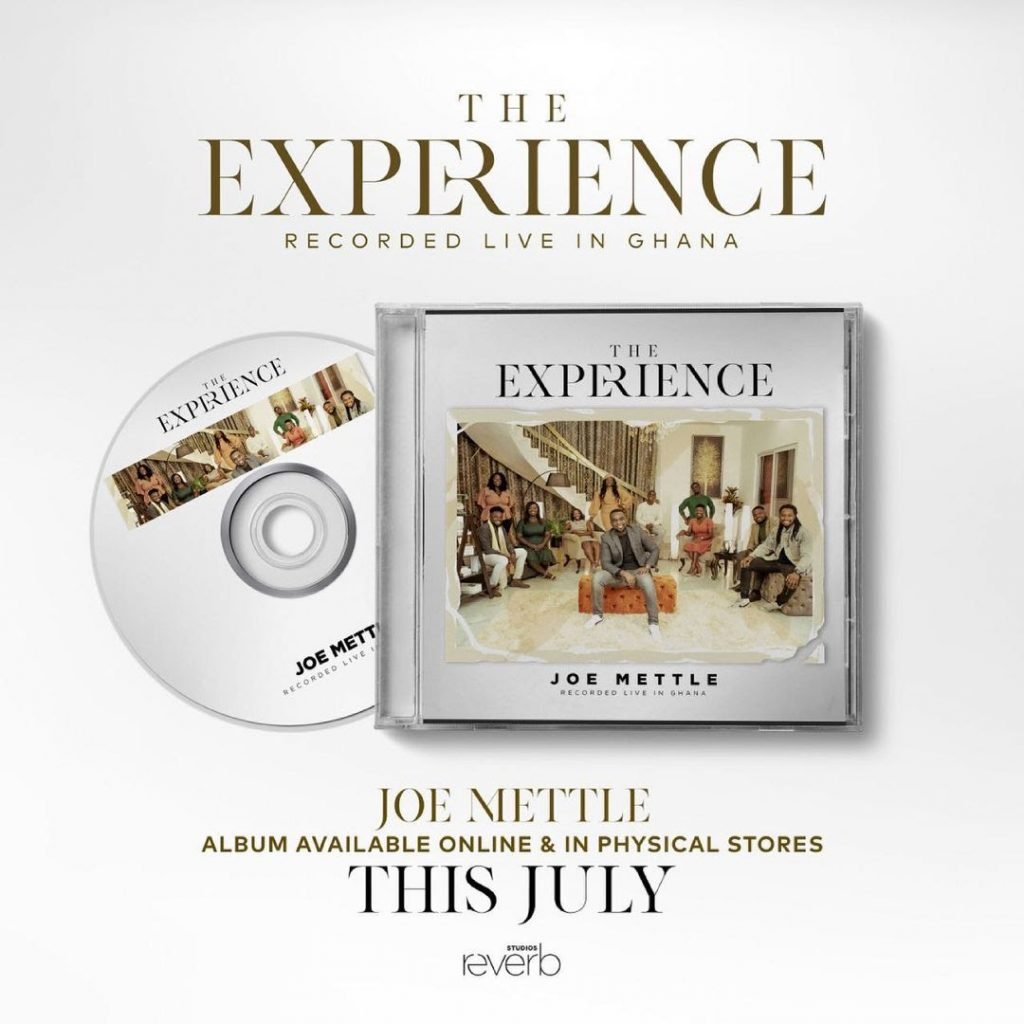"The Experience"" Joe Mettle Drops His Albu"