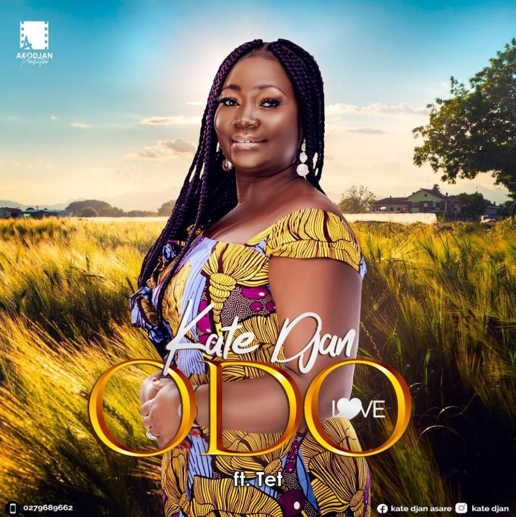 """ODO"""" Kate Djan Releases Her Much Anticipated Song"""