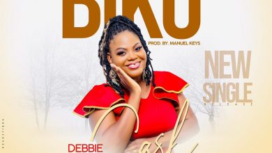 """Photo of Fast Rising Gospel Singer, Debbie Cash Is Out With Debut Single """"Biko"""