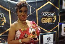 Photo of MAUREEN BINIYAM WINS US BASED UNCOVERED ARTISTE OF THE YEAR AT GHANA MUSIC AWARDS US