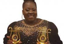Photo of HERTY CORGIE CROWNED USA BASED GOSPEL ARTISTE & FEMALE VOCALIST AT GMA US