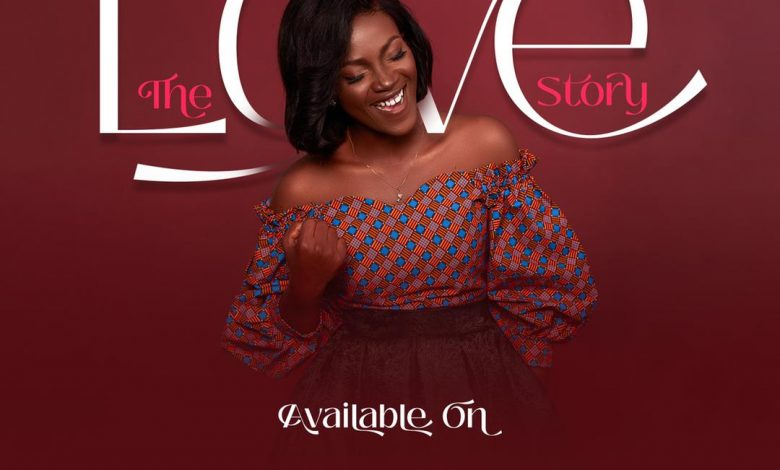 """""""The Love Story"""" Jacquelyn Oforiwaa-Amanfo (JOA) Releases Maiden Album."""